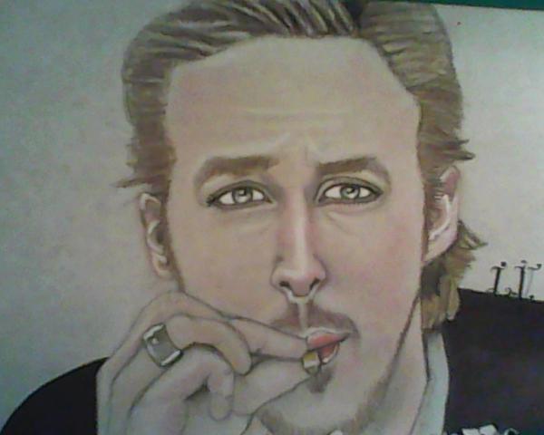 Ryan Gosling by Delilah5